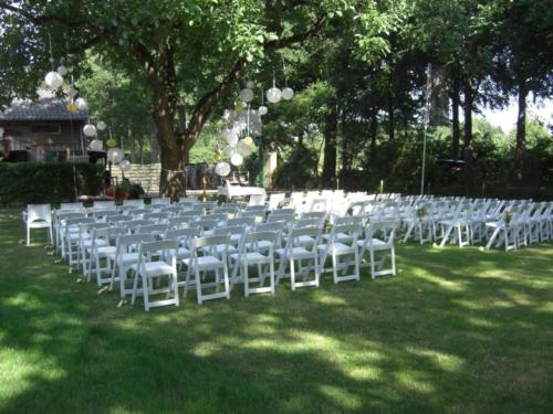 Bruiloft 'T Biesterveld