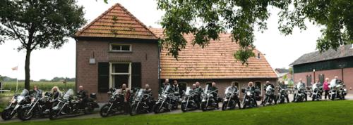 Vulcan Owners club foto bij T. Biesterveld